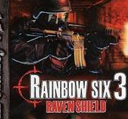 《彩虹六号3:盾牌行动之钢铁之怒》繁体中文硬盘版