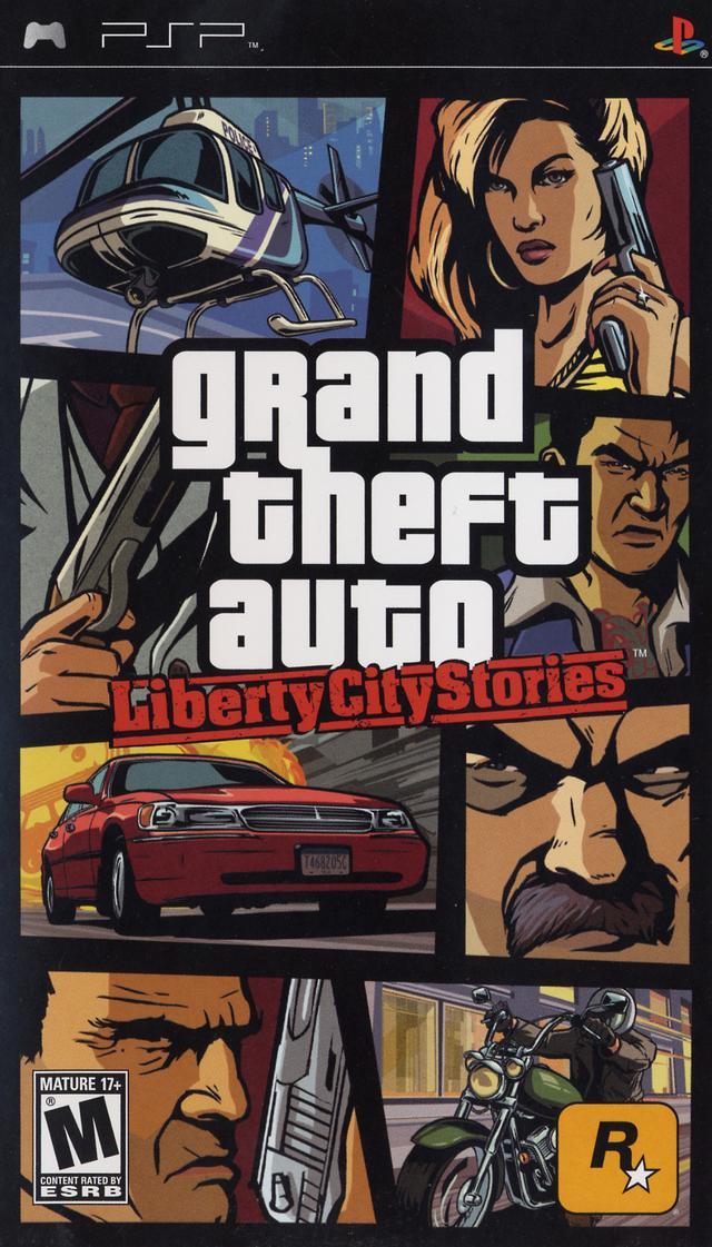 《侠盗猎车:自由之城》汉化版