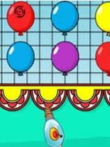 《射气球》
