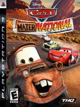《汽车总动员:全国大赛》欧版