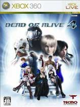 《死或生4》中文光盘版