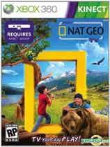 《体感国家地理频道电视互动游戏》全区光盘版