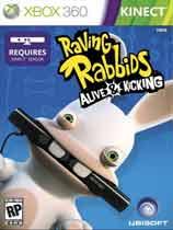 《疯狂兔子:活力出击》全区光盘版