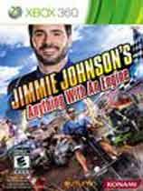 《吉米约翰逊:啥都能开》美版锁区光盘版