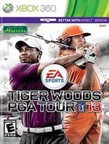 《泰戈伍兹高尔夫PGA巡回赛13》全区光盘版