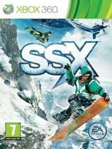 《极限滑雪SSX》全区光盘版