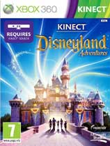 《迪士尼乐园大冒险》中文光盘版