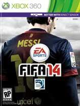 FIFA14美版光盘版