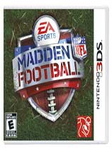 《麦登橄榄球》美版