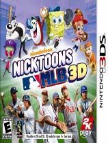 《尼克卡通棒球联盟3D》美版