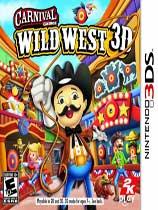 《游戏狂欢节:荒野西部3D》美版