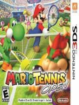 《马里奥网球:公开赛》美版