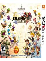 《最终幻想:节奏剧场》欧版