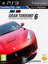 《GT赛车6》台版
