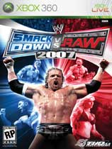 《美国职业摔跤联盟2007》GOD版