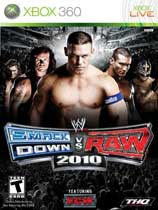 《美国职业摔跤联盟2010》GOD版