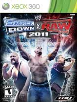 《美国职业摔跤联盟2011》XEX版