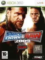 《美国职业摔跤联盟2009》全区光盘版
