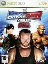 《美国职业摔跤联盟2008》全区光盘版