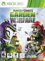 《植物大战僵尸:花园战争》PS3版