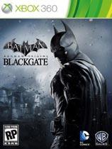 《蝙蝠侠:阿甘起源之黑门监狱》豪华中文版
