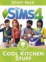 模拟人生4冰酷厨房物品包[仅限正版]