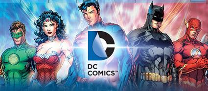 DC超级英雄游戏大合辑