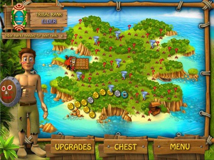 Игра Youda На краю света выгодно отличается от подобных игр в жанре.