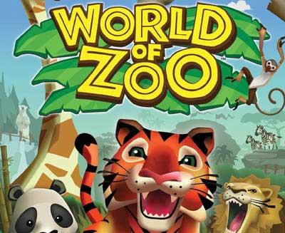《动物园世界》英文硬盘版