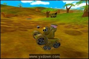 《泥土世界坦克大决战》V1.1