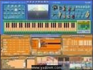 《电子琴》