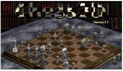 《3D国际象棋》硬盘版