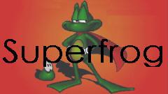 《超级青蛙》硬盘版