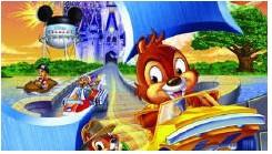 《迪士尼主题公园赛车》硬盘版