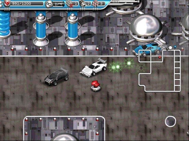 《赛车游戏》硬盘版