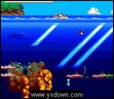 《潜艇大战_可切换多种风格的游戏画面》3.0.070622