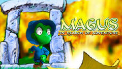 《马格斯寻宝大冒险》硬盘版
