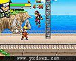 《火影忍者格斗》硬盘版