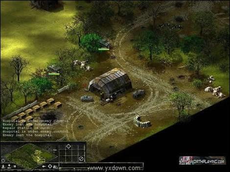 突袭:资源战争光盘版