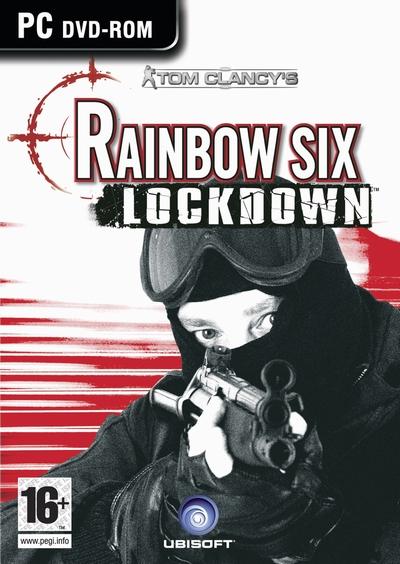 彩虹六号4:禁闭 (Rainbow Six Lockdown)