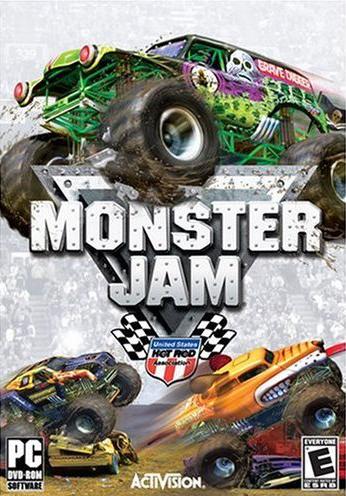 怪兽卡车 (Monster Jam)
