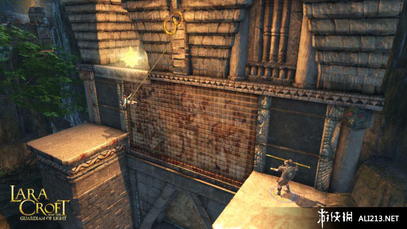 劳拉与光之守护者(PSN)游戏图片欣赏