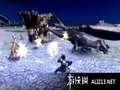 《怪物猎人3》WII截图-91