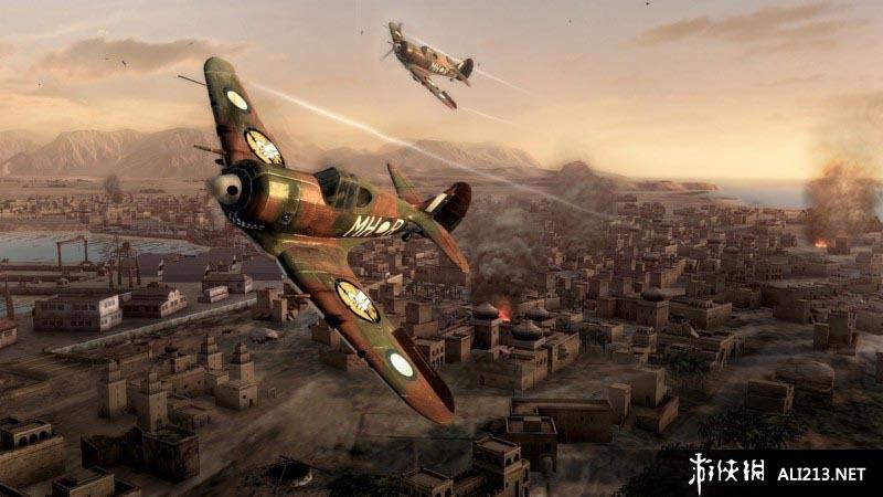《空中缠斗1942(XBLA)》XBOX360截图