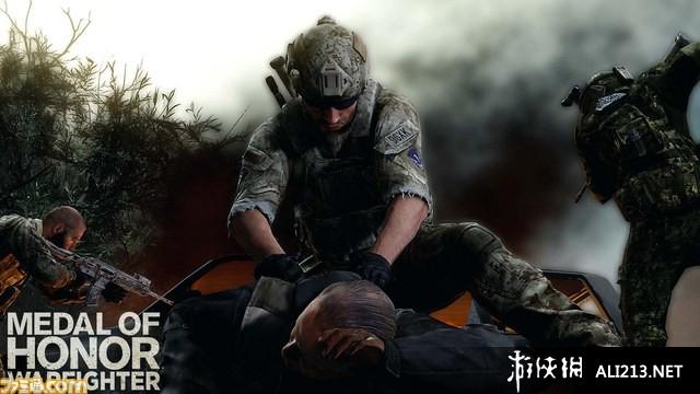 《荣誉勋章 战士》PS3截图