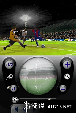 FIFASoccer07游戏图片欣赏