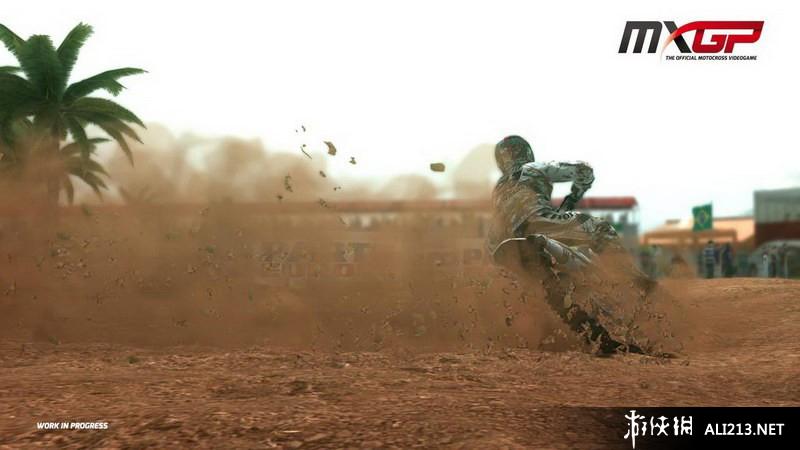 《MXGP越野摩托 官方越野赛》PSV截图