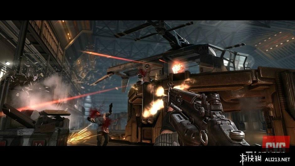 《重返德军总部 新秩序》PS3截图