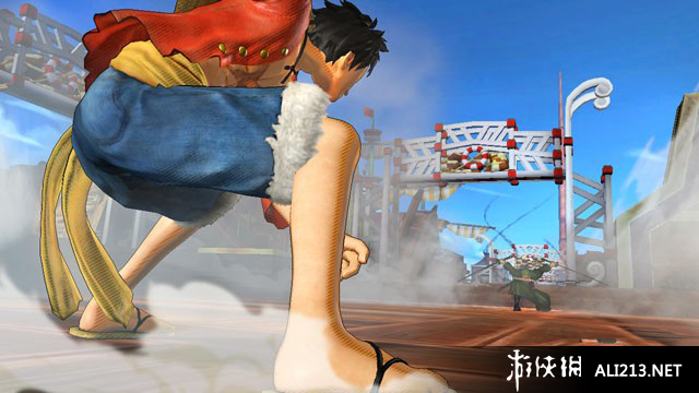《海贼无双2》PS3截图