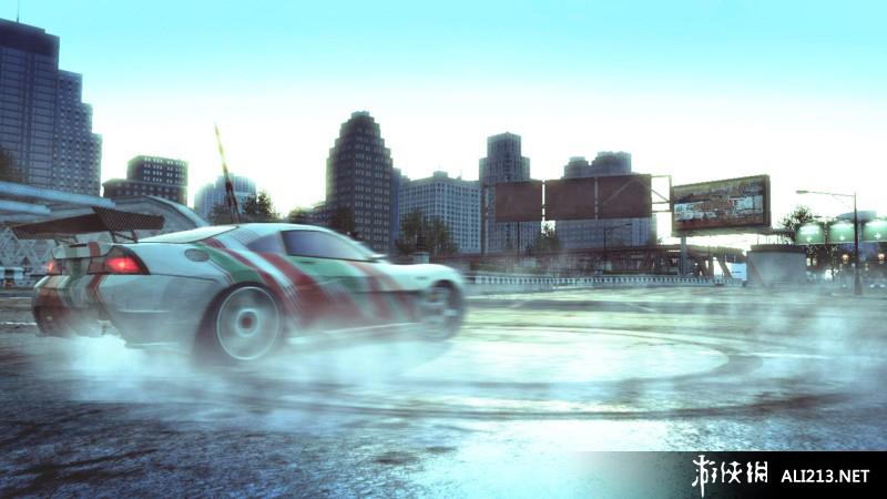《火爆狂飙 天堂 完全版》PS3截图